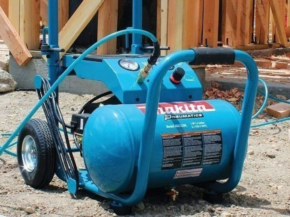Top 5 Portable Air Compressors