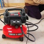 What are some tips for using an air compressor?