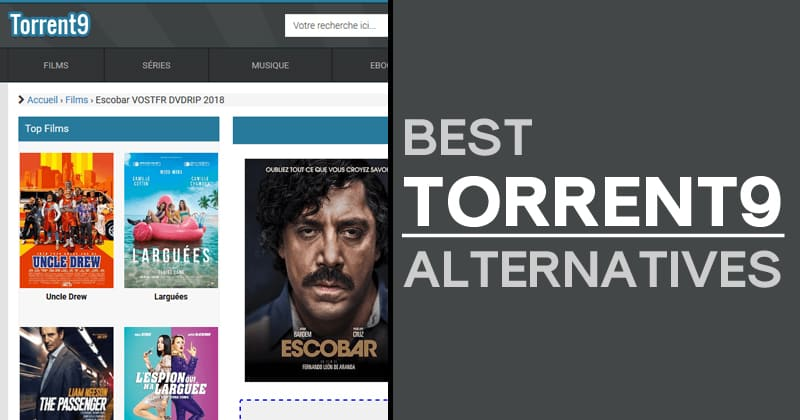 Torrent9 Alternatives: 12 Best Torrent9 Alternatives in 2020