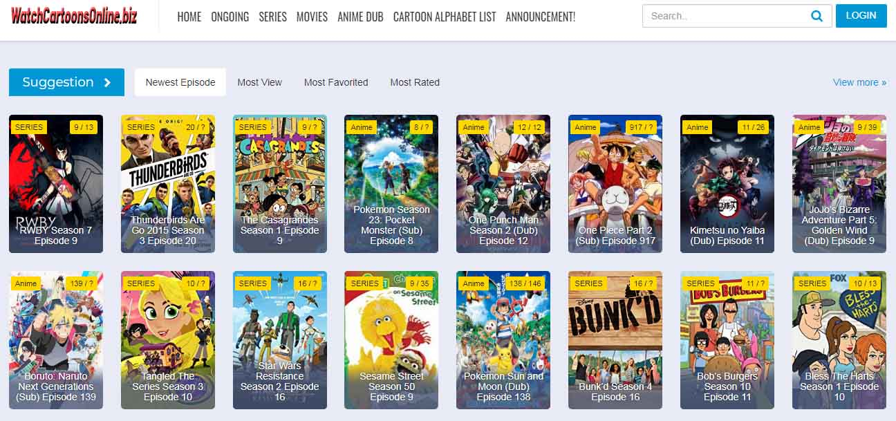18 Best Websites to Watch Cartoons Online for Free