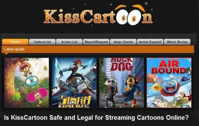Top 7 Kiss Cartoon Alternatives for Streaming Free Cartoons Online