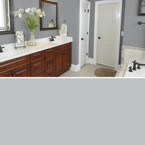 Sherwin Williams Lazy Gray SW 6254