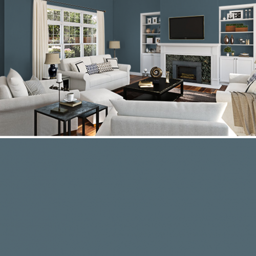 Sherwin Williams Waterloo SW 9141